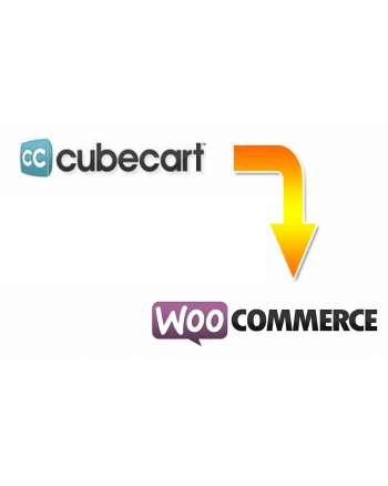CubeCart to WooCommerce migration service