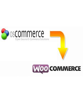 Oscommerce to WooCommerce migration service