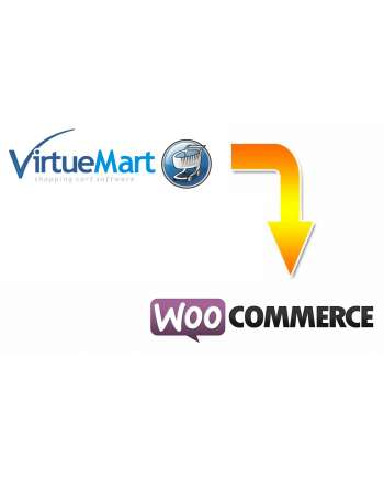 VirtueMart to WooCommerce migration service
