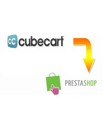 CubeCart to Prestashop Migration Service