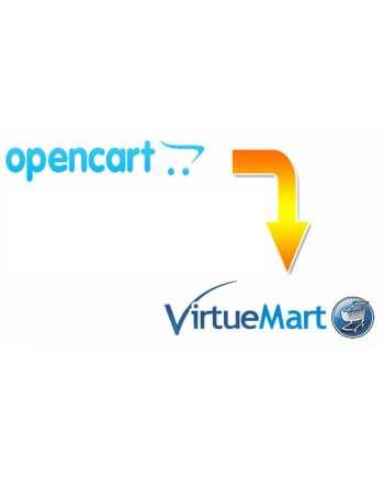 Миграция на Opencart към VirtueMart
