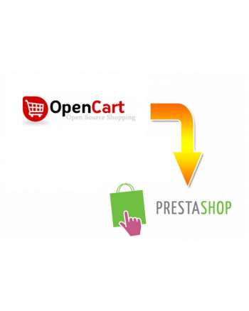 Opencart to Prestashop Migration Service