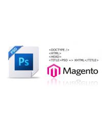 PSD към Magento кодиране
