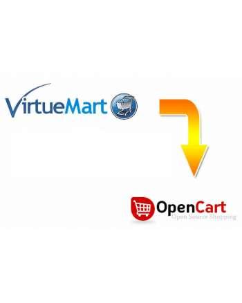 Миграция на VirtueMart към Opencart