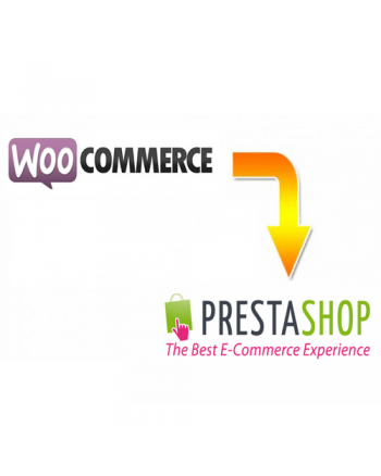 WooCommerce to Prestashop migration service
