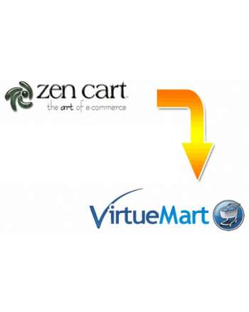 Zen Cart to VirtueMart Migration Service