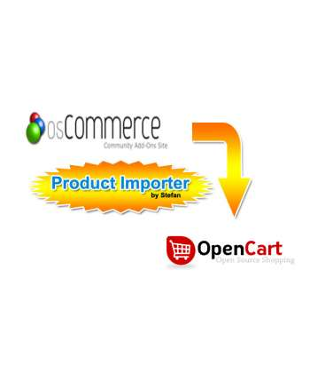 Oscommerce to Opencart complete + support