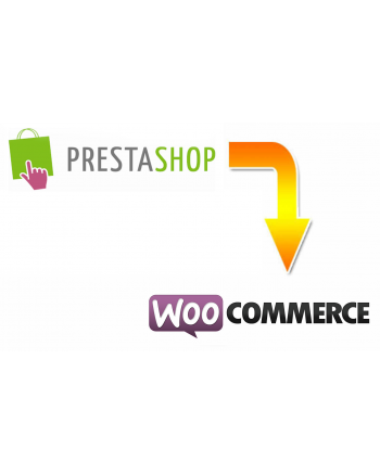 Prestashop to WooCommerce migration service