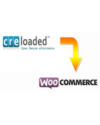 CRE Loaded to WooCommerce migration service