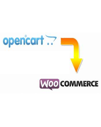 Opencart to WooCommerce migration service