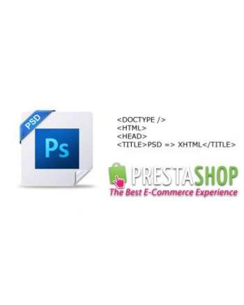 PSD към Prestashop кодиране