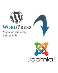 Миграция на WordPress към Joomla